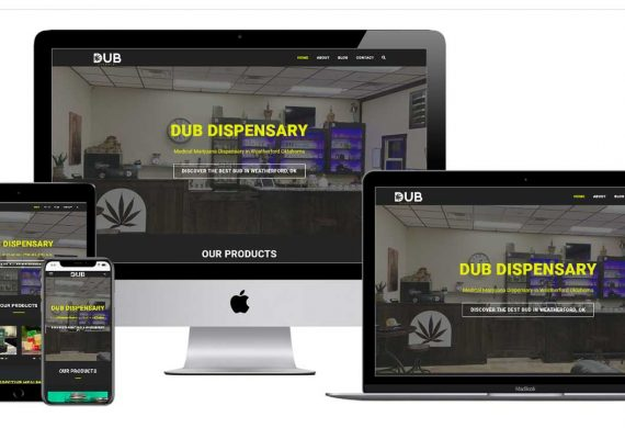 The Dub Dispensary in Weatherford, OK