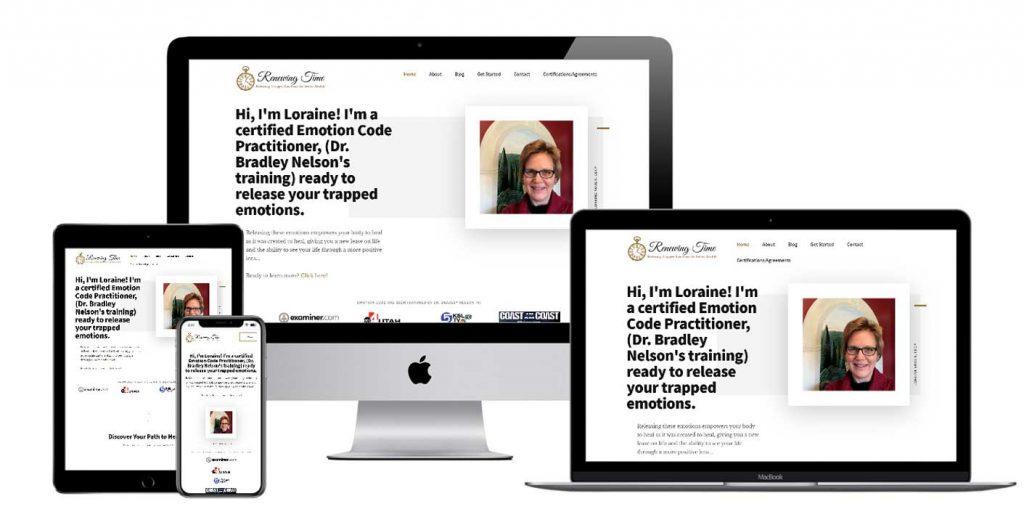 Renewing Time Website