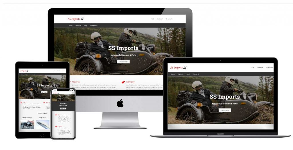 SS Imports Sidecars